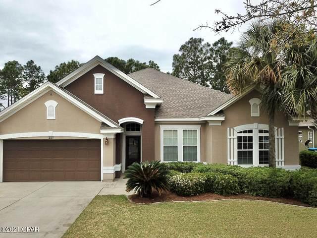 227 Middleburg Drive, Panama City Beach, FL 32413 (MLS #709635) :: Anchor Realty Florida