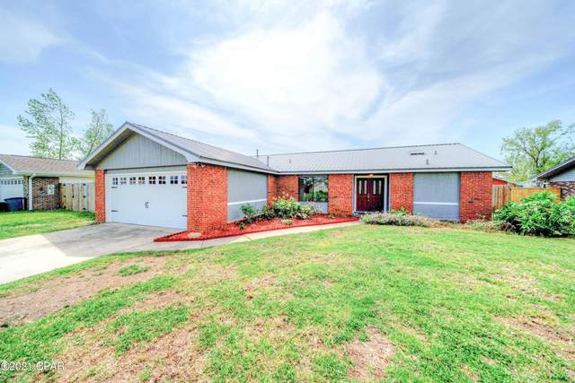 135 Derby Woods Drive, Lynn Haven, FL 32444 (MLS #709729) :: Team Jadofsky of Keller Williams Realty Emerald Coast