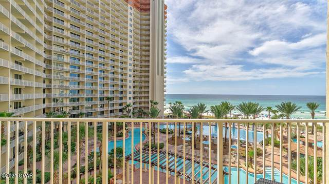 9900 S Thomas Drive #811, Panama City Beach, FL 32408 (MLS #709756) :: Counts Real Estate Group, Inc.