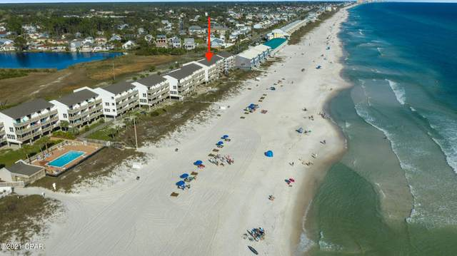 23011 Front Beach Road E-17, Panama City Beach, FL 32413 (MLS #709772) :: Counts Real Estate Group, Inc.