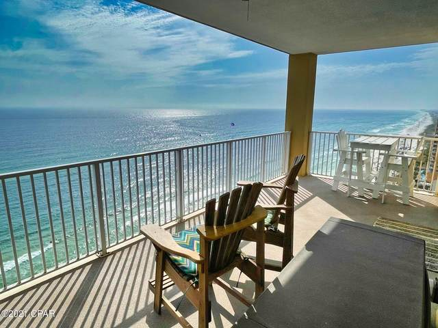 17643 Front Beach Road #1909, Panama City Beach, FL 32413 (MLS #709812) :: Counts Real Estate Group