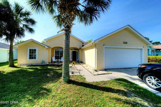 322 Brady Way, Panama City Beach, FL 32408 (MLS #709823) :: Berkshire Hathaway HomeServices Beach Properties of Florida
