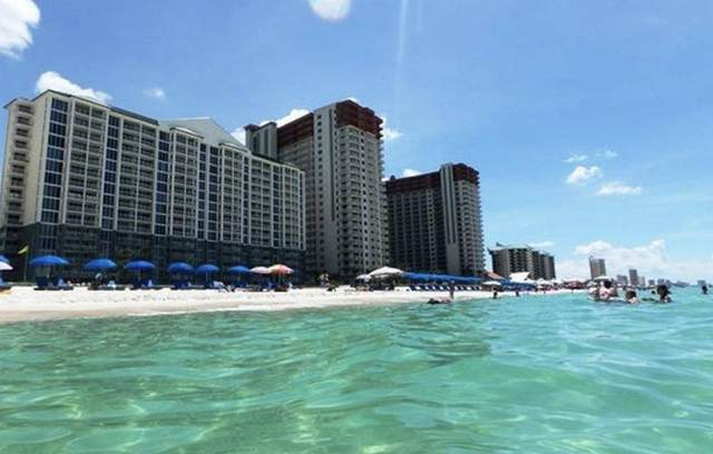 10509 Front Beach 1100E Road 1100E, Panama City Beach, FL 32407 (MLS #709852) :: Vacasa Real Estate