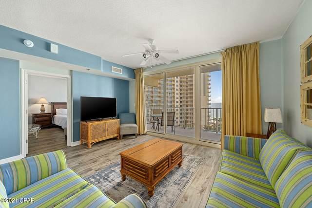 9900 S Thomas Drive #713, Panama City Beach, FL 32408 (MLS #709862) :: Vacasa Real Estate