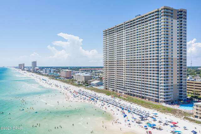 16819 Front Beach Road #2415, Panama City Beach, FL 32413 (MLS #709964) :: Berkshire Hathaway HomeServices Beach Properties of Florida