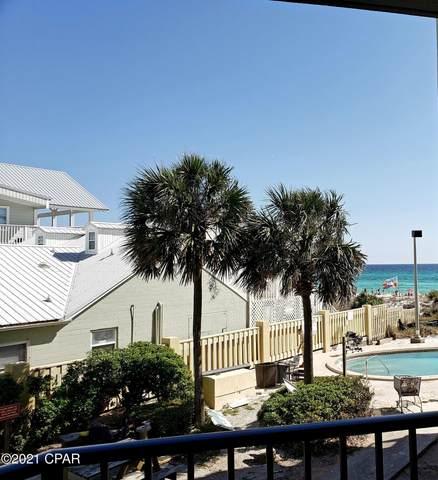 9850 S Thomas Drive 201E, Panama City Beach, FL 32408 (MLS #709985) :: Vacasa Real Estate