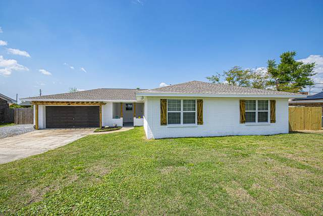 536 Harvard Boulevard, Lynn Haven, FL 32444 (MLS #710146) :: Team Jadofsky of Keller Williams Realty Emerald Coast