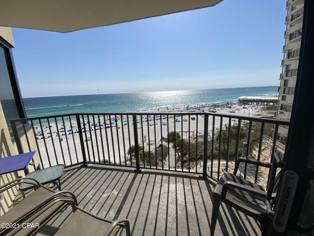 9850 S Thomas Drive 610E, Panama City Beach, FL 32408 (MLS #710159) :: Vacasa Real Estate