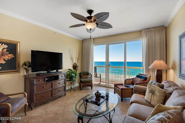 15817 Front Beach Road #704, Panama City Beach, FL 32413 (MLS #710162) :: Scenic Sotheby's International Realty