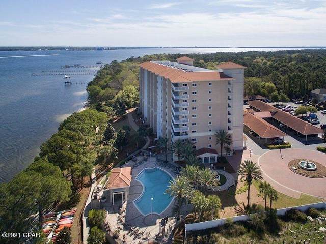 2400 Grandiflora Boulevard E405, Panama City Beach, FL 32408 (MLS #710178) :: Scenic Sotheby's International Realty