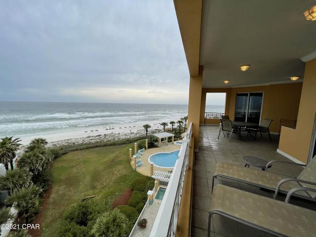 7505 Thomas Drive 511A, Panama City Beach, FL 32408 (MLS #710184) :: Berkshire Hathaway HomeServices Beach Properties of Florida