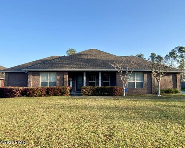 109 White Oaks Boulevard, Panama City, FL 32409 (MLS #710197) :: Berkshire Hathaway HomeServices Beach Properties of Florida