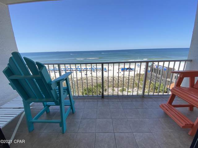 8743 Thomas Drive #602, Panama City Beach, FL 32408 (MLS #710220) :: Scenic Sotheby's International Realty