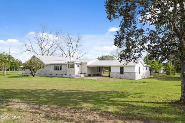 5032 Piano Road, Graceville, FL 32440 (MLS #710227) :: Dalton Wade Real Estate Group