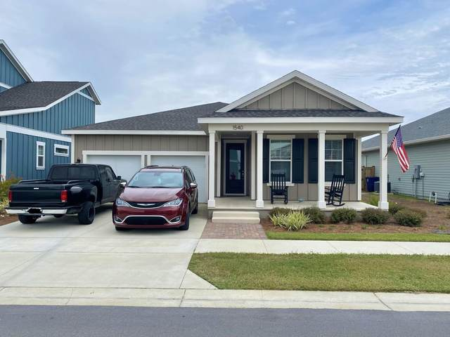 1540 Sundew Avenue, Panama City, FL 32405 (MLS #710230) :: Berkshire Hathaway HomeServices Beach Properties of Florida