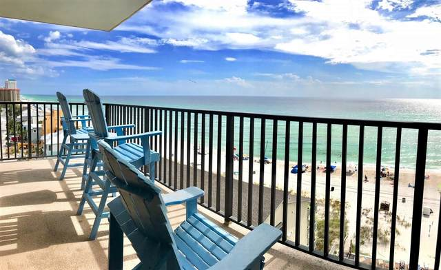 6905 Thomas Drive #901, Panama City Beach, FL 32408 (MLS #710244) :: Counts Real Estate on 30A