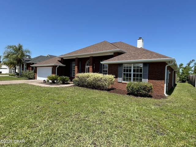 409 Landings Drive, Lynn Haven, FL 32444 (MLS #710247) :: Scenic Sotheby's International Realty