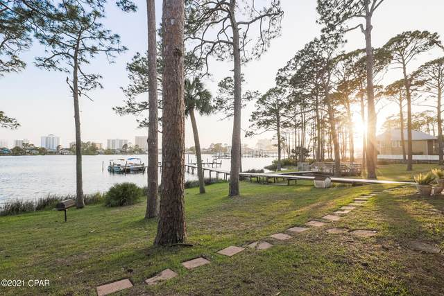 6903 N Lagoon Drive #35, Panama City Beach, FL 32408 (MLS #710258) :: Counts Real Estate Group, Inc.