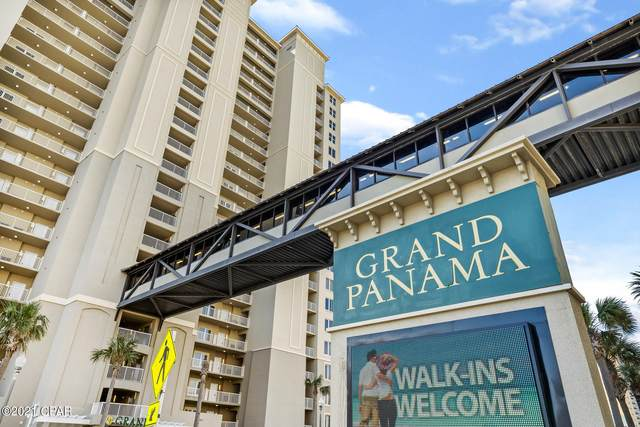 11807 Front Beach Road #1008, Panama City Beach, FL 32407 (MLS #710259) :: Counts Real Estate Group, Inc.