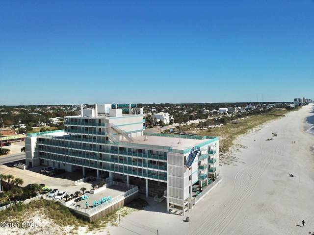 14401 Front Beach Road #423, Panama City Beach, FL 32413 (MLS #710275) :: Counts Real Estate Group