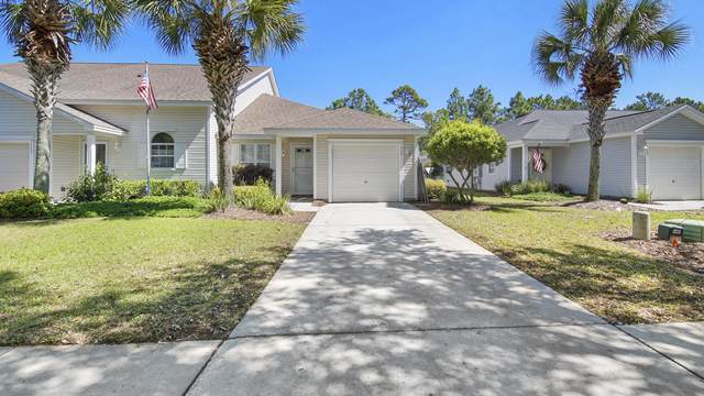 115 Park Place, Panama City Beach, FL 32413 (MLS #710292) :: EXIT Sands Realty