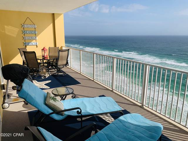 17643 Front Beach Road #1708, Panama City Beach, FL 32413 (MLS #710300) :: EXIT Sands Realty