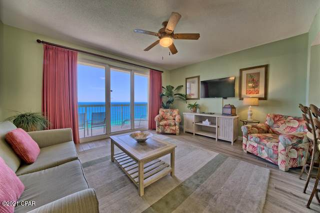 5115 Gulf Drive #1608, Panama City Beach, FL 32408 (MLS #710335) :: EXIT Sands Realty