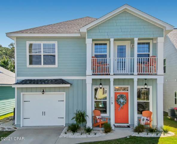 119 Fernwood Street, Panama City Beach, FL 32407 (MLS #710351) :: Team Jadofsky of Keller Williams Realty Emerald Coast