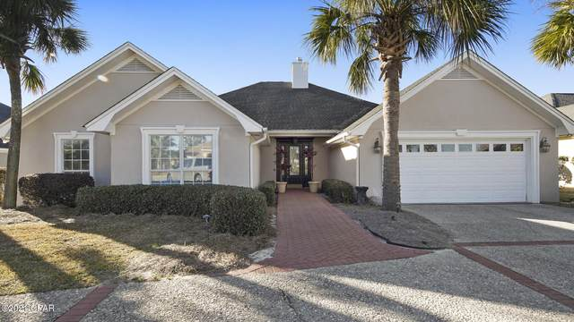 107 Legend Lakes Drive, Panama City Beach, FL 32408 (MLS #710391) :: Team Jadofsky of Keller Williams Realty Emerald Coast