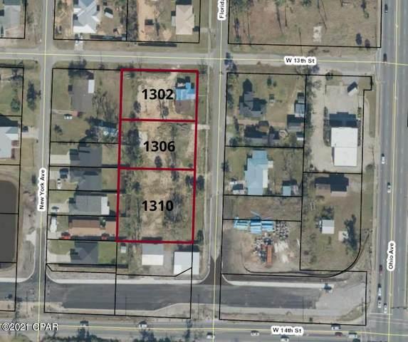 1306 Florida Avenue, Lynn Haven, FL 32444 (MLS #710412) :: Anchor Realty Florida