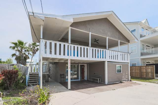 5916 Beach Drive, Panama City Beach, FL 32408 (MLS #710413) :: Counts Real Estate Group