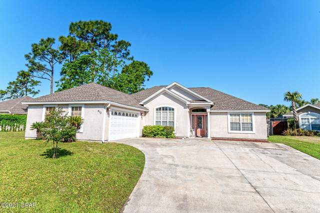 415 Hidden Island Drive, Panama City Beach, FL 32408 (MLS #710421) :: The Premier Property Group