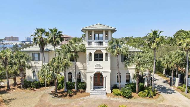5225 Finisterre Drive, Panama City, FL 32408 (MLS #710436) :: EXIT Sands Realty