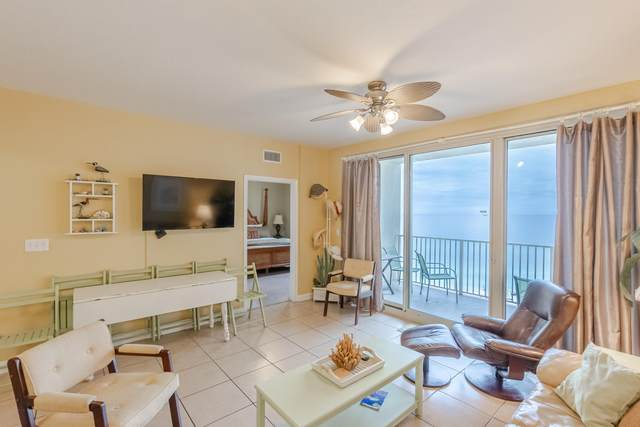 9900 S Thomas Drive #1318, Panama City Beach, FL 32408 (MLS #710452) :: The Premier Property Group