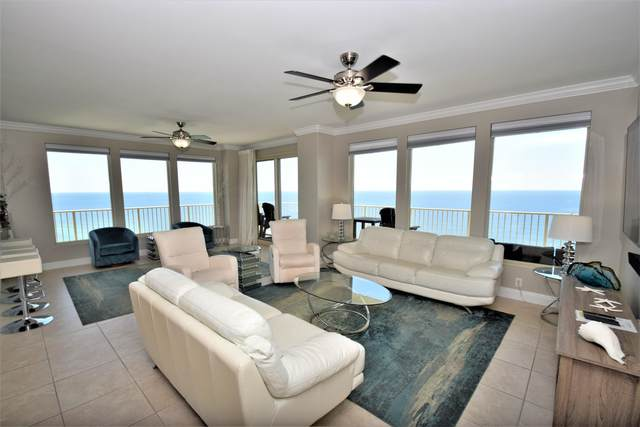 5004 Thomas #2301, Panama City Beach, FL 32408 (MLS #710481) :: The Premier Property Group
