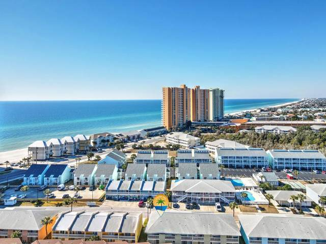 17642 Front Beach Road D8, Panama City Beach, FL 32413 (MLS #710521) :: Anchor Realty Florida