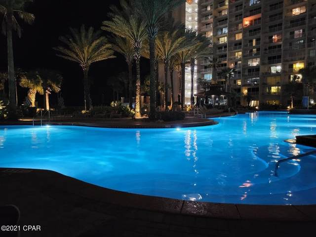 9900 S Thomas Drive #1417, Panama City Beach, FL 32408 (MLS #710539) :: Anchor Realty Florida