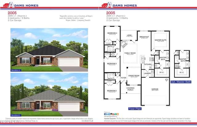 5423 Frank Hough Road, Panama City, FL 32404 (MLS #710602) :: Anchor Realty Florida