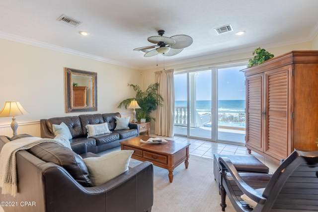 8007 Surf Drive A, Panama City Beach, FL 32408 (MLS #710655) :: Team Jadofsky of Keller Williams Realty Emerald Coast