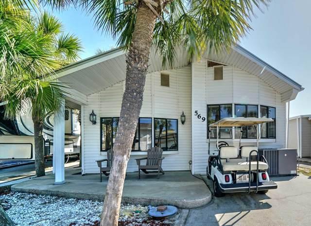 569 Grouper Avenue, Panama City Beach, FL 32408 (MLS #710672) :: The Ryan Group
