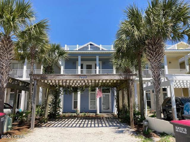 7422 Thomas Drive, Panama City Beach, FL 32408 (MLS #710687) :: Counts Real Estate Group