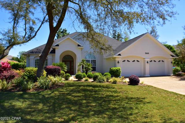 3648 Preserve Boulevard, Panama City Beach, FL 32408 (MLS #710688) :: Counts Real Estate Group
