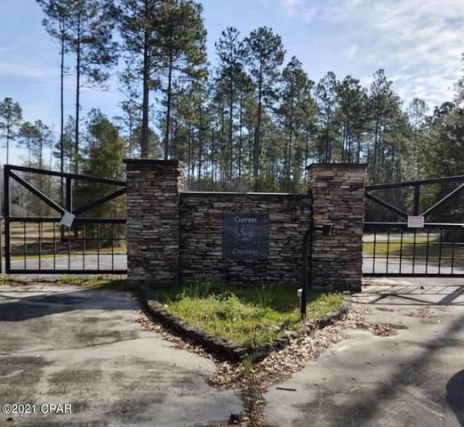 Lot 10 Cypress Crossing Road, Vernon, FL 32462 (MLS #710699) :: Blue Swell Realty