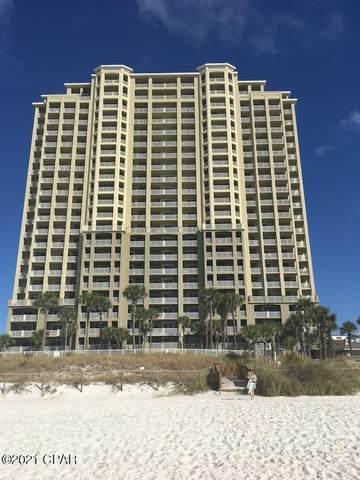 11807 Front Beach Road 1-908, Panama City Beach, FL 32407 (MLS #710724) :: The Ryan Group