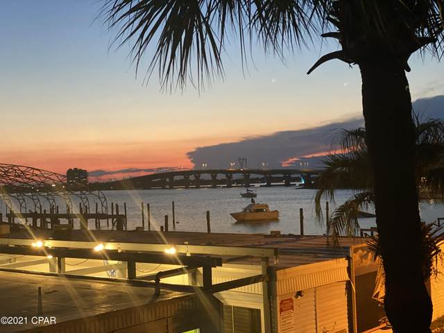 5505 Sun Harbor Road #115, Panama City, FL 32401 (MLS #710775) :: Team Jadofsky of Keller Williams Realty Emerald Coast