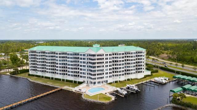 1600 Marina Bay Drive #303, Southport, FL 32409 (MLS #710813) :: Berkshire Hathaway HomeServices Beach Properties of Florida