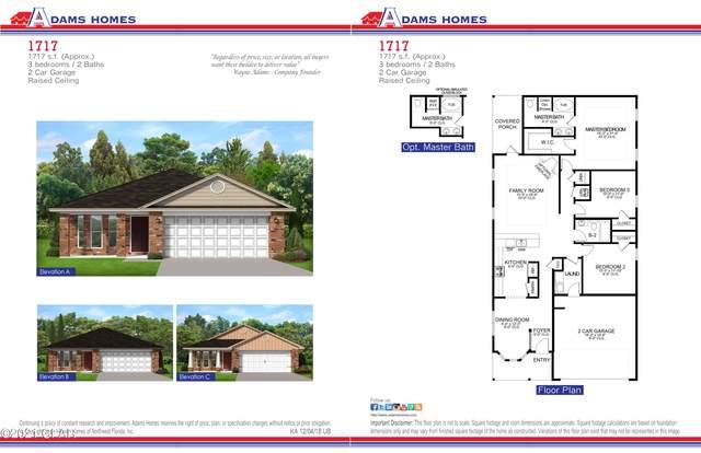 4707 Maegans Ridge, Panama City, FL 32404 (MLS #710872) :: Scenic Sotheby's International Realty