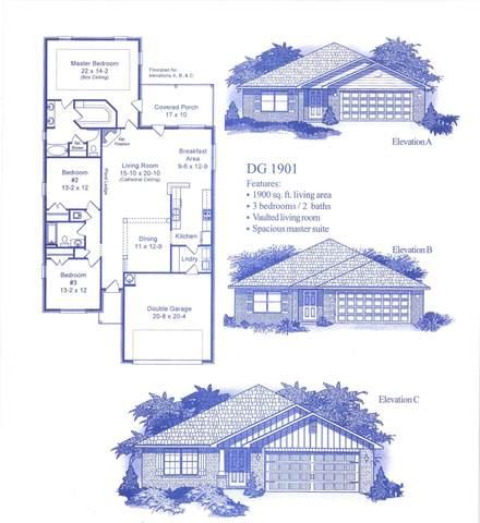 4705 Maegans Ridge Road, Panama City, FL 32404 (MLS #710911) :: Scenic Sotheby's International Realty