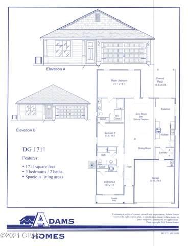 4716 Maegans Ridge Road, Panama City, FL 32404 (MLS #710933) :: Scenic Sotheby's International Realty