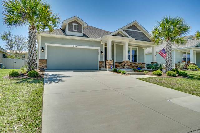 229 Blue Sage Road, Panama City Beach, FL 32413 (MLS #710934) :: Counts Real Estate Group